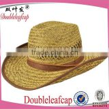Fashion Women's Ladies' Summer Wide Brim straw hat Roll Up Foldable Sun Beach Straw hats visor caps