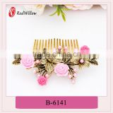 Beautiful Hot Sale hair accessories hair claw,trendy hair claws,fancy hair claws for adults