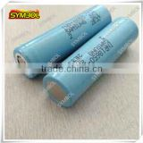 Electric bike 18650 lithium battery 2500mAh 30A from Samsung 25R