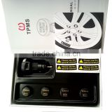 For bus and truck universal wireless external DIY TPMS