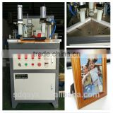 High frequency Photo album wooded picture frames corner jointer machine