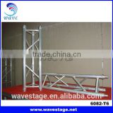 Good quality dj stage Spigot aluminium truss system
