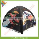 Custom spider legs indoor inflatable tent with full color printing