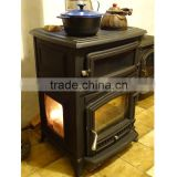 Beautiful cast iron Woodburning Oven Stove cooking biscuit for Sale
