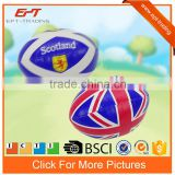 Outdoor play baby soft rugby ball game toys for kids