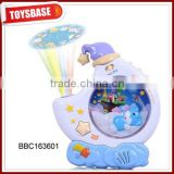 Baby mini projector toy