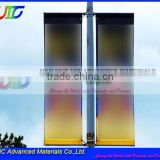 FRP fiberglass light pole and lamp post banners frame,light pole banner pole,street lample advertising banner pole