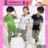 Fashion Baby Boy And Girl Summer Set Wholesale Short Sport Style Hot Sale Handmade Baby Clothes