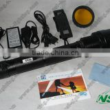 6 Modes HID Torch Flashlight High Power Xenon HID Flashlight HID Search Light for Hunting