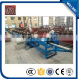 PU shutter door roll forming machine made in China