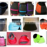 Wholesale Various horse equipment Horse bell boots tendon boots