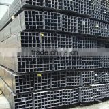 A36 ASTM Q195 Q235 Square and rectangular galvanized steel pipe for scaffording/fence post/table/railing