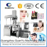 stainless steel vacuum emulsifying mixer for cosmetics making(face cream,lipstick,hair oil,ointment,body lotion)