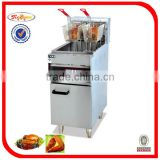 electric fryer with temperature protection DF-26A 0086-13632272289