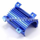 professional customized aluminum extrusion die casting heat sink