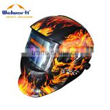 CE Approved Custom Auto Darkening Predator Welding Helmet
