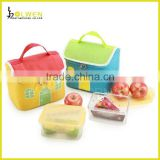 new style thermal children school lunch bags portable handle bags kids lunch cooler bags