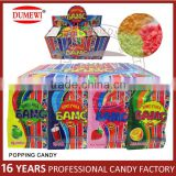 OEM KOSHER Jumping Fruit Popping Candy Sweets