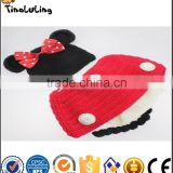Tinaliuling Newborn Baby Costume Infant Knit Mouse Outfits Photo Props