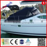 High quality breathable Light Fastness waterproof boat cover factory