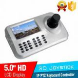 High Speed Dome Camera 3D Joystick 5.0\