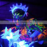 CG-GL505 Neon body paint colorful face paint