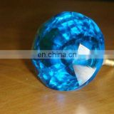 GOOD QUALITY Glass Door knob WITH COLOR