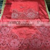 New design african george lace fabric for party wear