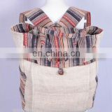 Fashionable Ladies Hemp Backpack HBBH 0031a