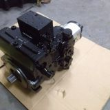 Rexroth Hydraulic Pump A4vg56 Series Piston Pump for Excavator Paving Machinery Gear Pump Parts