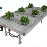 Factory of greenhouse rolling bench