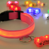 Pet Collars pendant/ LED Collar light pendant