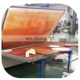 PVC film laminating machine on the door MDF panel vacuum membrane press machine 04