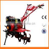 Powerful Chinese Farm Used Power Tiller