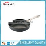 New design non-stick cookware set silicone spaghetti server with CE certificate HS-CJS034