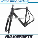 Top Quality race bike carbon Full carbon road bike frame cycling road bike race bikes 3K UD bicycle frame+front fork