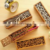 OEM professional pen stationery wooden gift box for sale