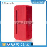 Portable rechargeable stereo bluetooth support TF card speaker , bluetooth enabled speakers