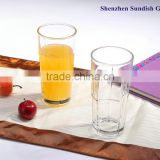 2015 square drinking glass cups