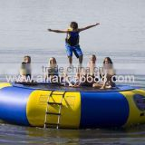 high quality water trampoline Dia5m sea water game