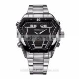 Factory price Middleland 8016 high quality Led watch stainless steel hot sells in 2015