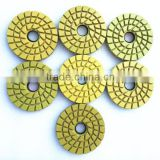 Resin bond polishing pads for granite slab polishing machine in place of grinding disc                                                                                                         Supplier's Choice