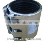 pipe coupling and repair clamp