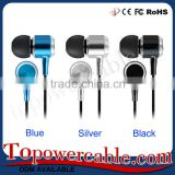 3.5mm High Quality In Ear Stereo Bass Noise Isolating Earphones Headphones For Android Mobile Phones