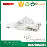 Branded supplier fishing clear rubber net bag