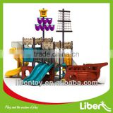 Very Popular Pirate Ship Series Factory Price Children's Playground with High Quality LE.HC.002