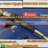Denso Genuine & New Common Rail Injector 095000-5800 095000-5801 6C1Q-9K546-AC for FIAT CITROEN PEUGEOT