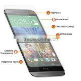 mobile phone use tempered glass screen protector for HTC one M8S mobile touch screen protector