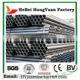 ERW Pipes And Tubes !! Material q235 ERW Pipe Schedule 40 Carbon Steel Pipe
