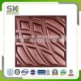 Leather 3d wall panel decoration wall panel decor walls and ceiling decorative 3 three-dimensional panels                                                                                                         Supplier's Choice